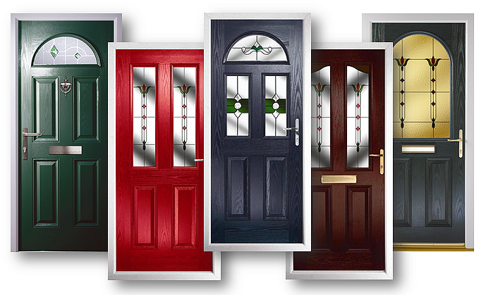 5 upvc door designs